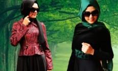 Aramiss Yeni Sezon 2014 Tesettür Abiye Elbise Modelleri