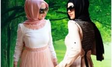 Sefamerve 2014 Abiye Elbise Modelleri Tesettür giyim