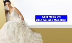 2014 Gold Moda Gelinlik Modelleri