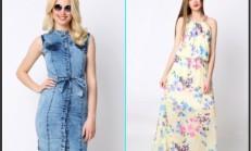 2014 İlkbahar-Yaz Elbise Modelleri