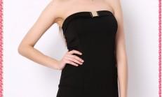 2014 Straplez Elbise Modelleri