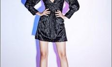 2014 Mini Siyah Elbise Modelleri 2