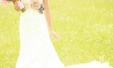 2015 Kır Düğünü'ne Uygun Gelinlik Modelleri