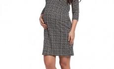 Hamile Kıyafetleri Elbise 2015 Modelleri