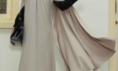 Tesettür Elbise Modelleri 2015 Koleksiyonu