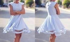 Mini Elbise Modelleri 2015
