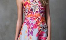 İlkbahar  – Yaz Elbise Modelleri