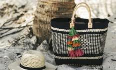 Plajda Ve Sokakta Yeni Trend Hasır Çanta