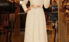 Pınar Şems Tesettür Elbise Modelleri