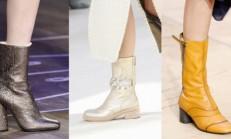 2016 – 2017 Sonbahar / Kış Ayakkabı Trendleri