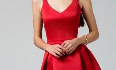Kadınlarda Kırmızı Elbise Tercihi