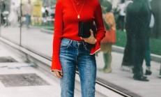 Kışın Trend Parçası Jean Pantolon