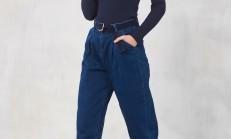 Yüksek Bel Jean Modası