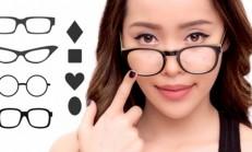 Gözlüklerin Işıltısı Kıyafetlere Yansıyor