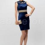 FO156948lacivert saten sirt dekolteli kisa abiye elbise f5178 hanim hanimcik 150x150 Hanım Hanımcık Abiye Elbise Modelleri 2014