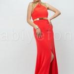 FO167547mercan kolsuz kemerli uzun abiye elbise o3265 hanim hanimcik 150x150 Hanım Hanımcık Abiye Elbise Modelleri 2014