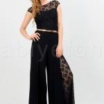 FO257341ustu dantelli siyah uzun abiye tulum o6785 hanim hanimcik 150x150 Hanım Hanımcık Abiye Elbise Modelleri 2014