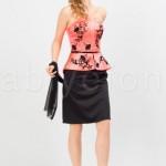 FO384041ustu ve alti farkli straplez kisa abiye elbise o3258 hanim hanimcik 150x150 Hanım Hanımcık Abiye Elbise Modelleri 2014