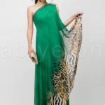 FO389439yesil tek omuz uzun abiye elbise o2975 hanim hanimcik 150x150 Hanım Hanımcık Abiye Elbise Modelleri 2014
