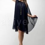 FO442451sifon kolsuz lacivert kisa elbise t1616 hanim hanimcik 150x150 Hanım Hanımcık Abiye Elbise Modelleri 2014