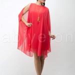 FO443651sifon kolsuz narcicegi kisa elbise t1616 hanim hanimcik 150x150 Hanım Hanımcık Abiye Elbise Modelleri 2014