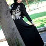 n yelekli abiye elbise 1241 siyah iz otantik 39798 150x150 Tesettür Giyim Abiye Nişanlık Modelleri 2014