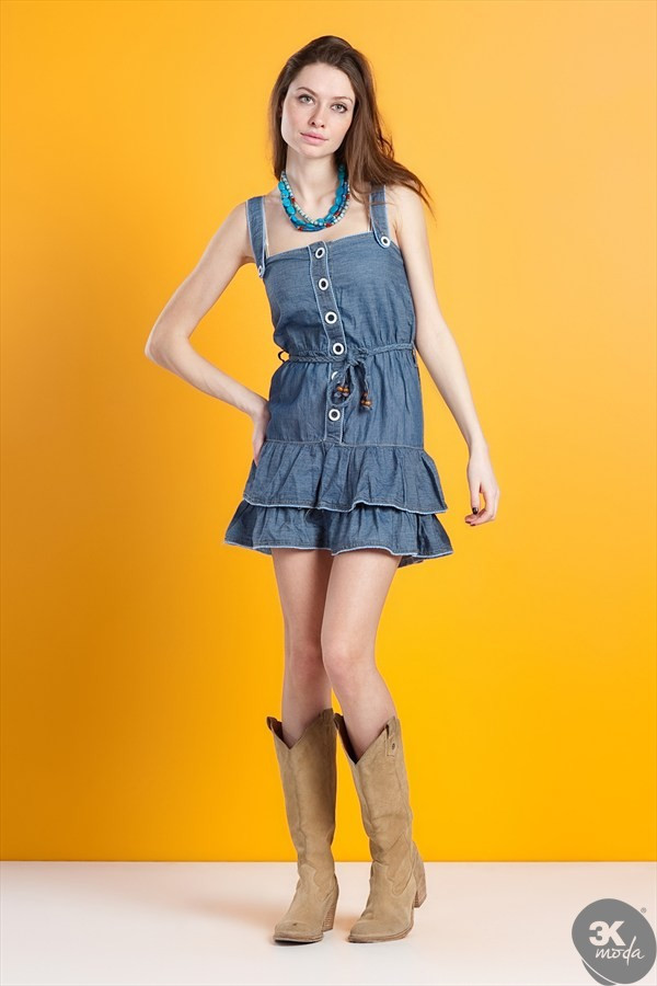 Bershka Elbise Modelleri 08
