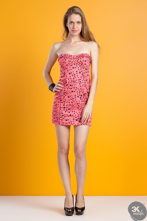 Bershka Elbise Modelleri 14