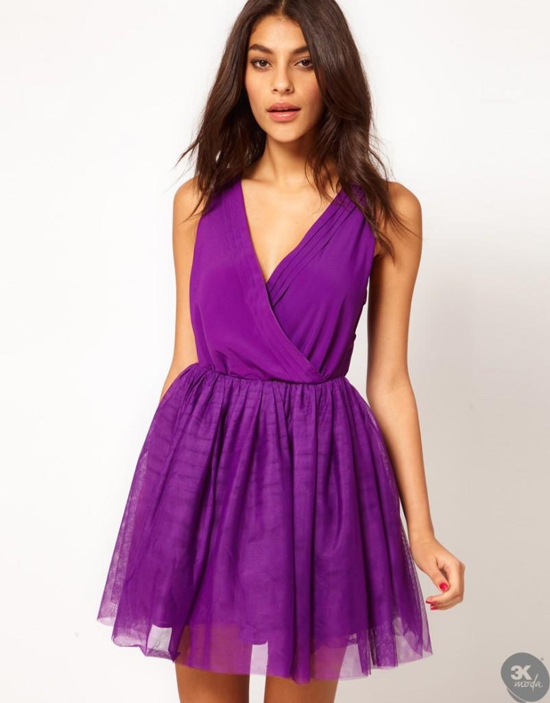 Kadife Elbise Modelleri 25