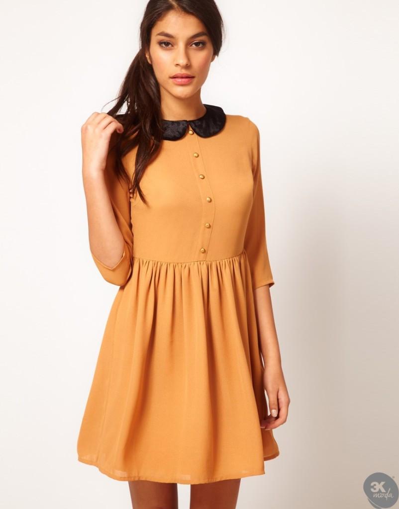 Kadife Elbise Modelleri 27 Kadife Elbise Modelleri 2014
