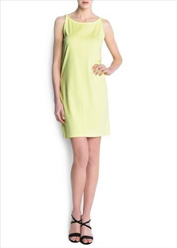 mango 06 Mango Elbise Modelleri 2014