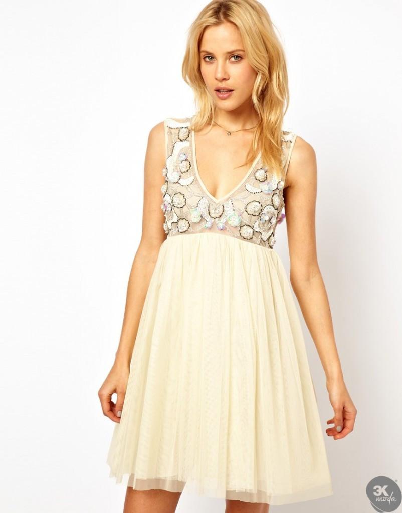 payetli elbise modelleri 11