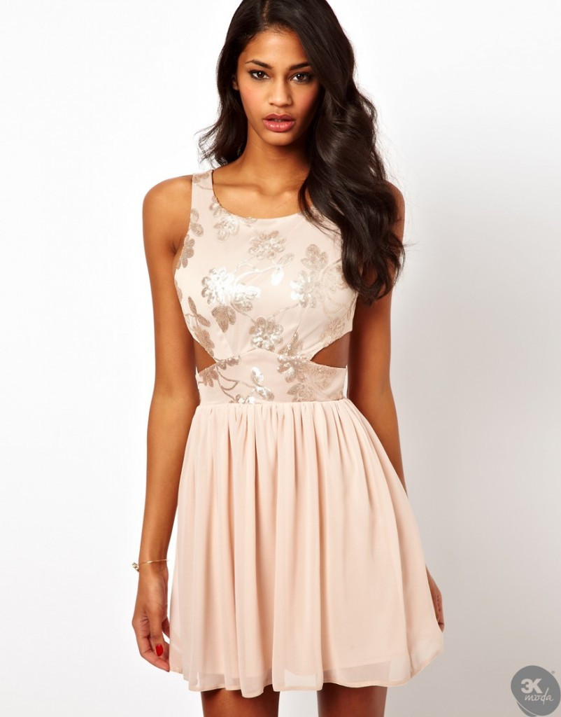 payetli elbise modelleri 14