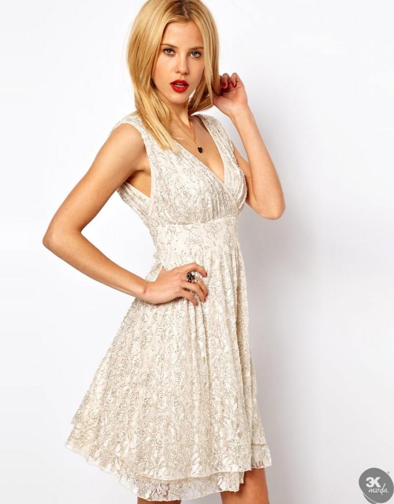 payetli elbise modelleri 17