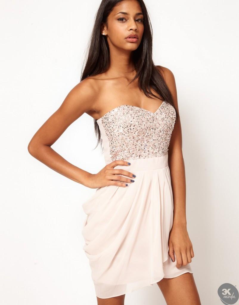 payetli elbise modelleri 20