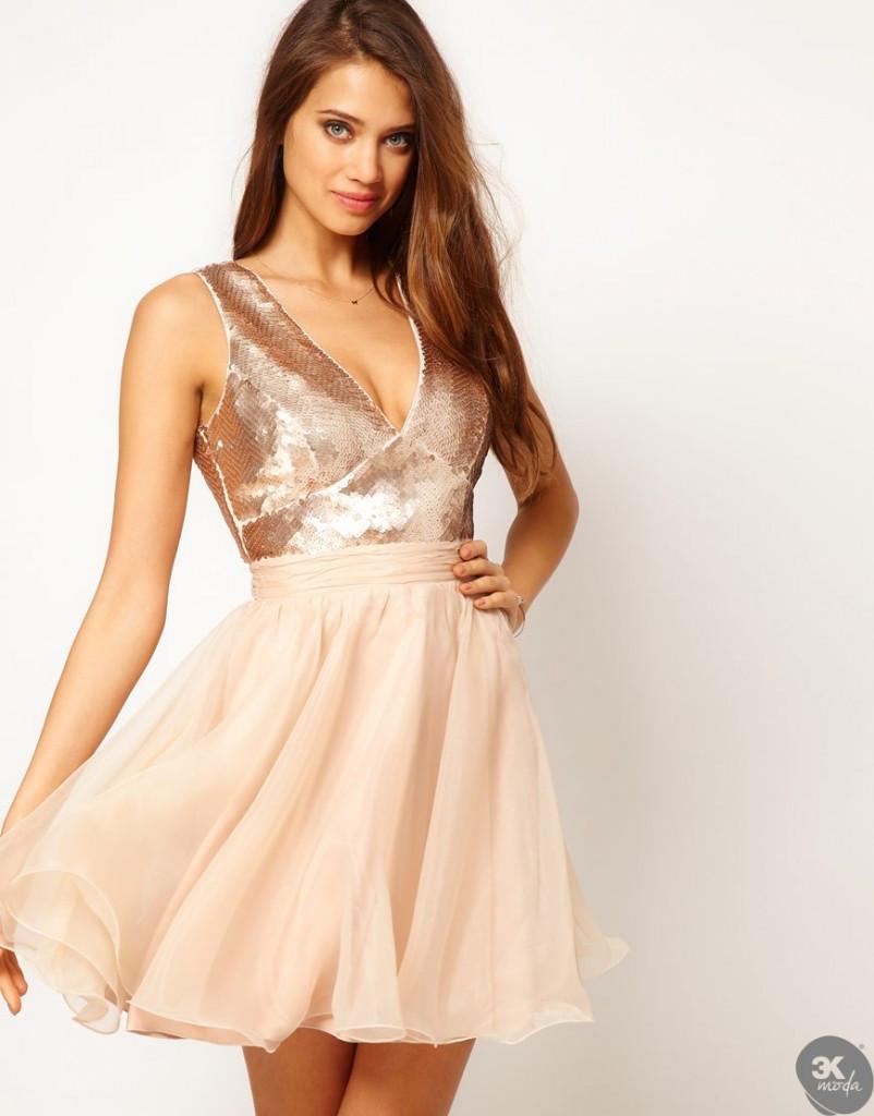 payetli elbise modelleri 23