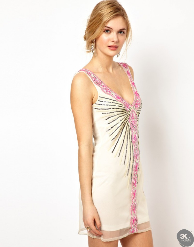 payetli elbise modelleri 26